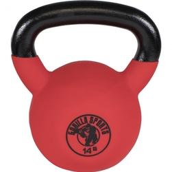 14 kg kettlebell gumowany hantel crossfit gorilla sports