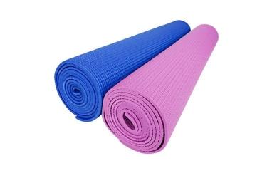 Mata do jogi 3 mm różowa - hop sport - różowy