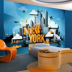 Fototapeta - new york - welcome