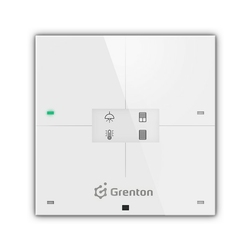 Grenton - touch panel 4b, tf-bus, biały 2.0 - szybka dostawa lub możliwość odbioru w 39 miastach