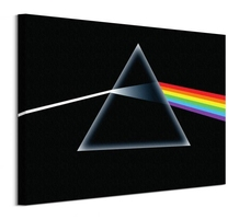 Pink floyd dark side of the moon - obraz na płótnie