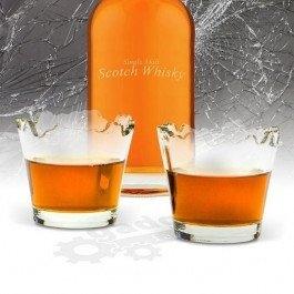 Poszczerbione szklanki