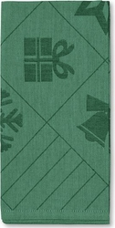 Serwetki natale 4 szt. zielone