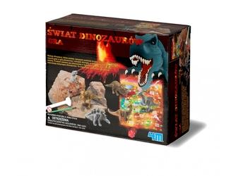 Świat dinozaurów gra edukacyjna