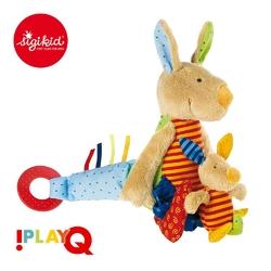 Przytulanka aktywizująca sigikid playq - kangurek