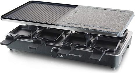 Grill elektryczny raclette emerio rg-110282