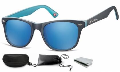 Okulary przeciwsłoneczne nerdy lustrzane montana ms10c