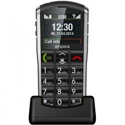 Emporia Telefon PURE V25 CZARNY