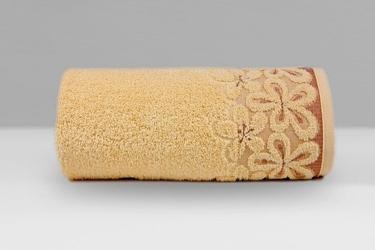 Ręcznik bella morelowy greno - morelowy