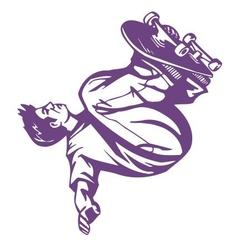 szablon malarski skatebording sk18