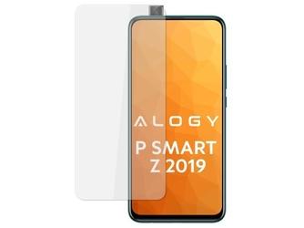 Szkło hartowane alogy na ekran do huawei p smart z y9 prime 2019 + szkło na obiektyw