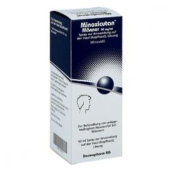 Minoxicutan männer 50 mgml spray
