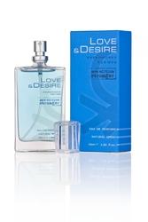 Feromony z perfumami love desire dla mężczyzn 100ml