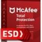 Mcafee total protection 2020 pl 10 stanowisk, 12 miesięcy - wersja elektroniczna  - najszybszy sklep w internecie
