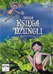 Druga księga dżungli - rudyard kipling mp3