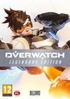 Blizzard Gra PC Overwatch LEGENDARY EDITION