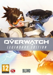 Blizzard Gra PC Overwatch LEGENDARY EDITION