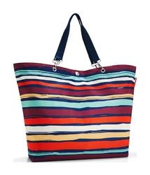 Torba Shopper XL Artist Stripes