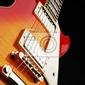 Plakat elektro gitarre