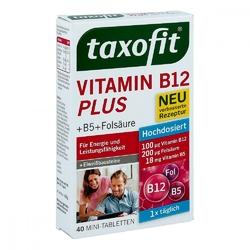 Taxofit vitamin b12 plus tabletten