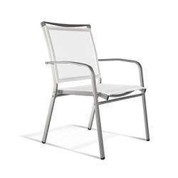 Krzesło lucca 02 białe chrom
