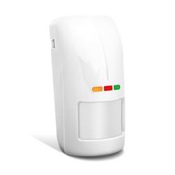 Zewnętrzny dualny czujnik ruchu satel opal pro biały, bez uchwytu - szybka dostawa lub możliwość odbioru w 39 miastach
