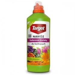Płynny nawóz do kwitnących – kolorowe kwiaty – 1 l target