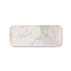 Hkliving deska marmurowa białazielonaróżowa ake1136