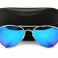 Pilotki okulary polaryzacyjne lustrzanki stp-30