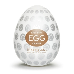 Sexshop - tenga masturbator - jajko egg crater 1 sztuka - online