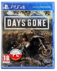 Sony gra ps4 days gone pl