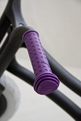 Nakładki na rączki do rowerka wishbone bike purpurowe 2 szt.