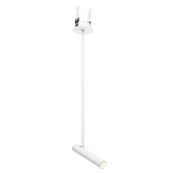 Nowoczesna lampa sufitowa led w kształcie tuby demarkt techno 631014601