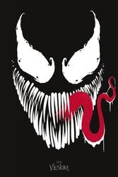 Venom face - plakat z filmu
