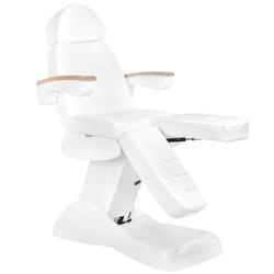 Fotel kosmetyczny elektr. lux pedi 3m