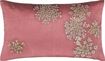 Poduszka lauren różowa