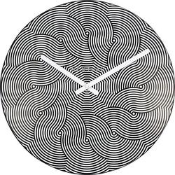 Zegar ścienny waves