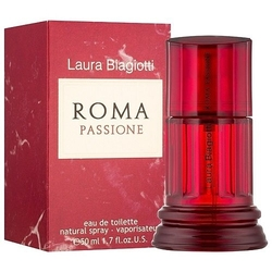 Laura biagiotti roma passione perfumy damskie - woda toaletowa 100ml - 100ml