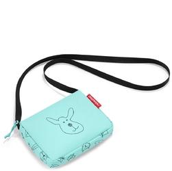 Mała torebka dla dziewczynek itbag kids cats and dogs  reisenthel miętowa rja4062