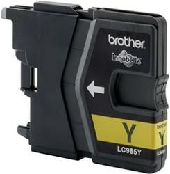Brother LC985Y Żółty DCP-J125J315515W