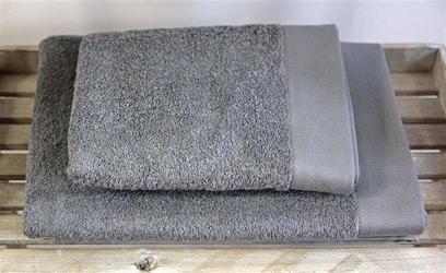Bamboo style - szary ciemny ręcznik andropol