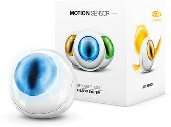 FIBARO motion sensor czujnik ruchu  - Szybka dostawa lub możliwość odbioru w 39 miastach