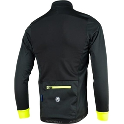 Bluza  rogelli pesaro 2.0 czarno-żółta