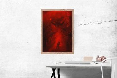 Predator - plakat premium wymiar do wyboru: 21x29,7 cm