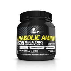 Olimp anabolic amino 5500 mc 400 caps