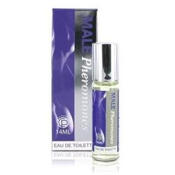 Sprawdzone feromony dla mężczyzn cp male pheromones - 14 ml