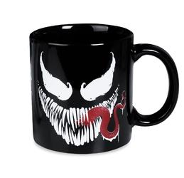 Venom face marvel - kubek z wypełnieniem