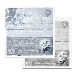 Papier ozdobny do scrapbookingu 315x325 mm - 513 - 513