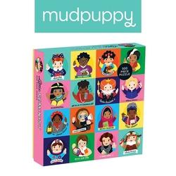 Mudpuppy puzzle rodzinne niezwykłe kobiety 500 elementów 8+