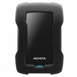 Adata Durable Lite HD330 1TB 2.5 USB3.1 Czarny